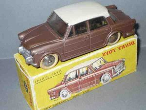 Read more about the article Dinky toys
